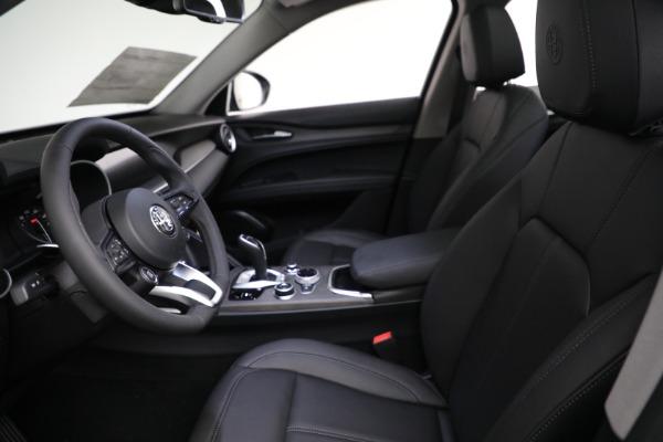 New 2021 Alfa Romeo Stelvio Ti Q4 for sale Sold at Bugatti of Greenwich in Greenwich CT 06830 14