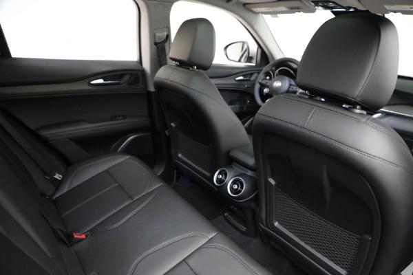 New 2021 Alfa Romeo Stelvio Ti Q4 for sale Sold at Bugatti of Greenwich in Greenwich CT 06830 17