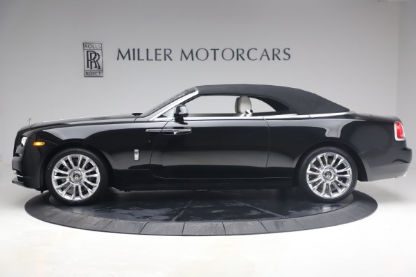 New 2021 Rolls-Royce Dawn for sale Sold at Bugatti of Greenwich in Greenwich CT 06830 16