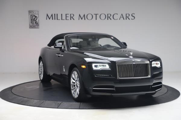 New 2021 Rolls-Royce Dawn for sale Sold at Bugatti of Greenwich in Greenwich CT 06830 24