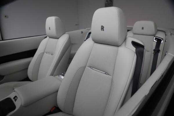 New 2021 Rolls-Royce Dawn for sale Sold at Bugatti of Greenwich in Greenwich CT 06830 25