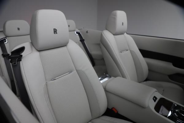 New 2021 Rolls-Royce Dawn for sale Sold at Bugatti of Greenwich in Greenwich CT 06830 26