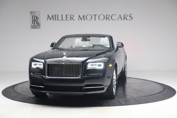 New 2021 Rolls-Royce Dawn for sale Sold at Bugatti of Greenwich in Greenwich CT 06830 3