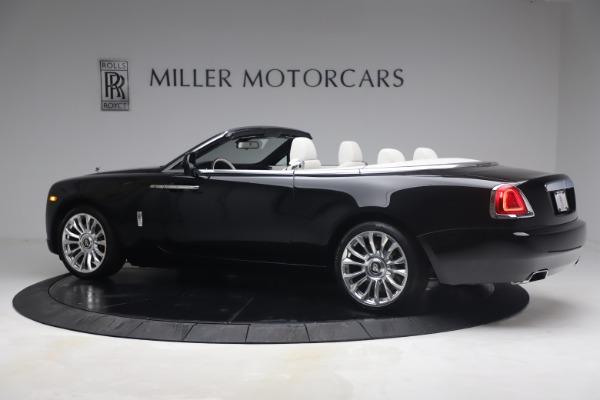 New 2021 Rolls-Royce Dawn for sale Sold at Bugatti of Greenwich in Greenwich CT 06830 5