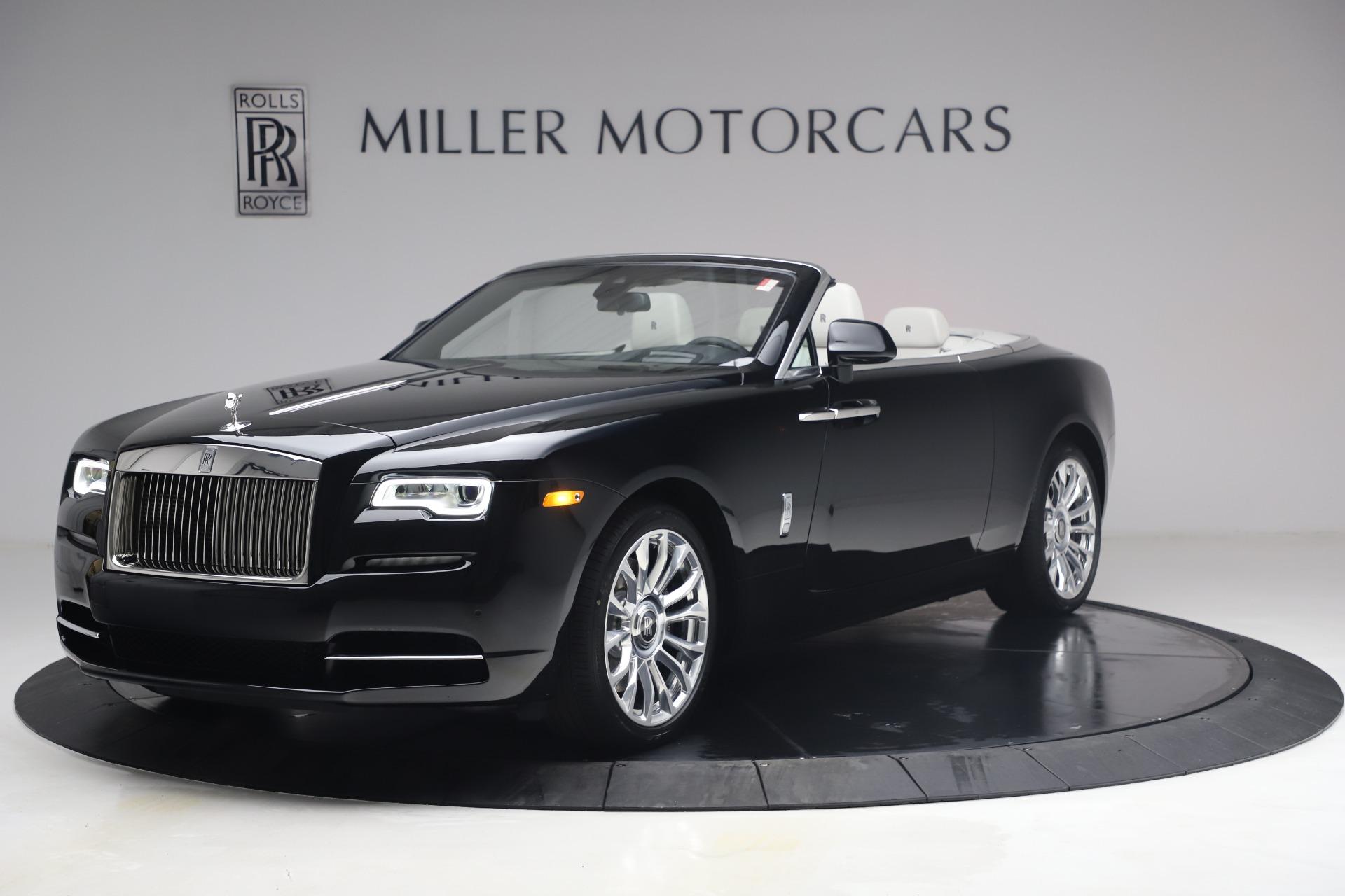 New 2021 Rolls-Royce Dawn for sale Sold at Bugatti of Greenwich in Greenwich CT 06830 1