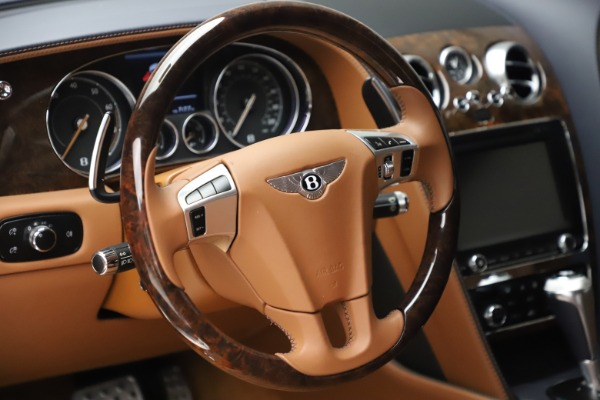 Used 2017 Bentley Continental GT V8 S for sale $146,900 at Bugatti of Greenwich in Greenwich CT 06830 15