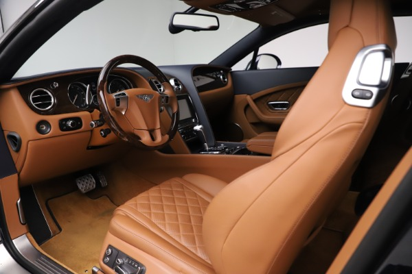 Used 2017 Bentley Continental GT V8 S for sale $146,900 at Bugatti of Greenwich in Greenwich CT 06830 17