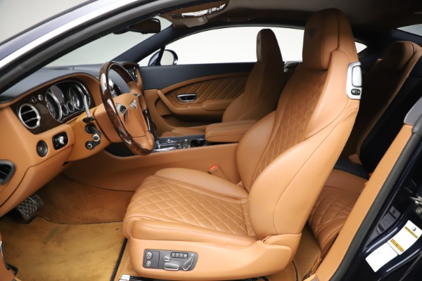 Used 2017 Bentley Continental GT V8 S for sale $146,900 at Bugatti of Greenwich in Greenwich CT 06830 18