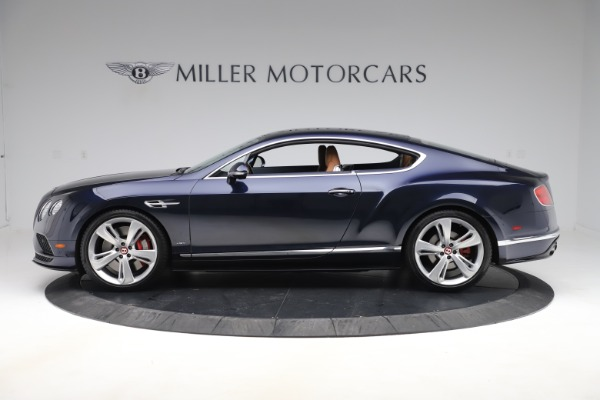 Used 2017 Bentley Continental GT V8 S for sale $146,900 at Bugatti of Greenwich in Greenwich CT 06830 2