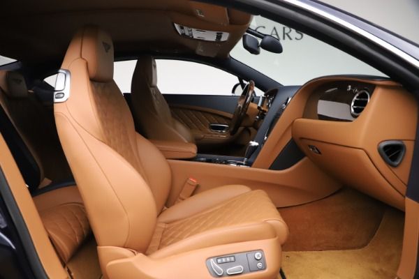 Used 2017 Bentley Continental GT V8 S for sale $146,900 at Bugatti of Greenwich in Greenwich CT 06830 24