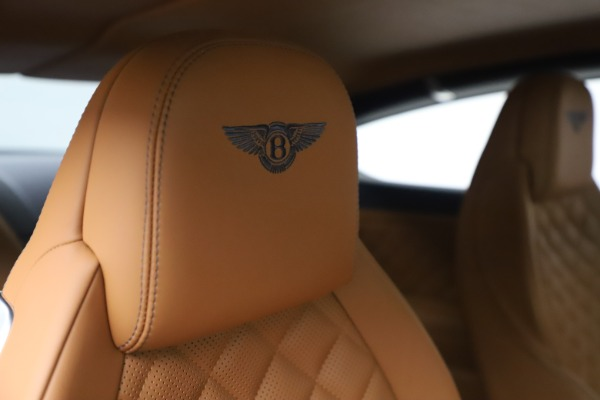 Used 2017 Bentley Continental GT V8 S for sale Sold at Bugatti of Greenwich in Greenwich CT 06830 26