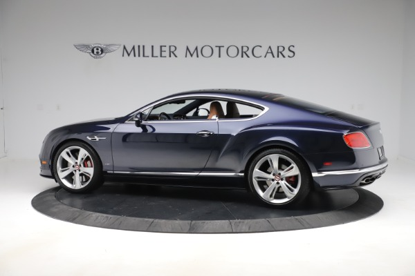Used 2017 Bentley Continental GT V8 S for sale $146,900 at Bugatti of Greenwich in Greenwich CT 06830 3
