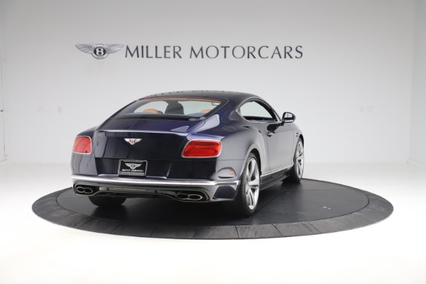 Used 2017 Bentley Continental GT V8 S for sale $146,900 at Bugatti of Greenwich in Greenwich CT 06830 6