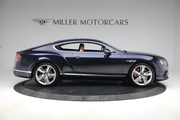 Used 2017 Bentley Continental GT V8 S for sale Sold at Bugatti of Greenwich in Greenwich CT 06830 8