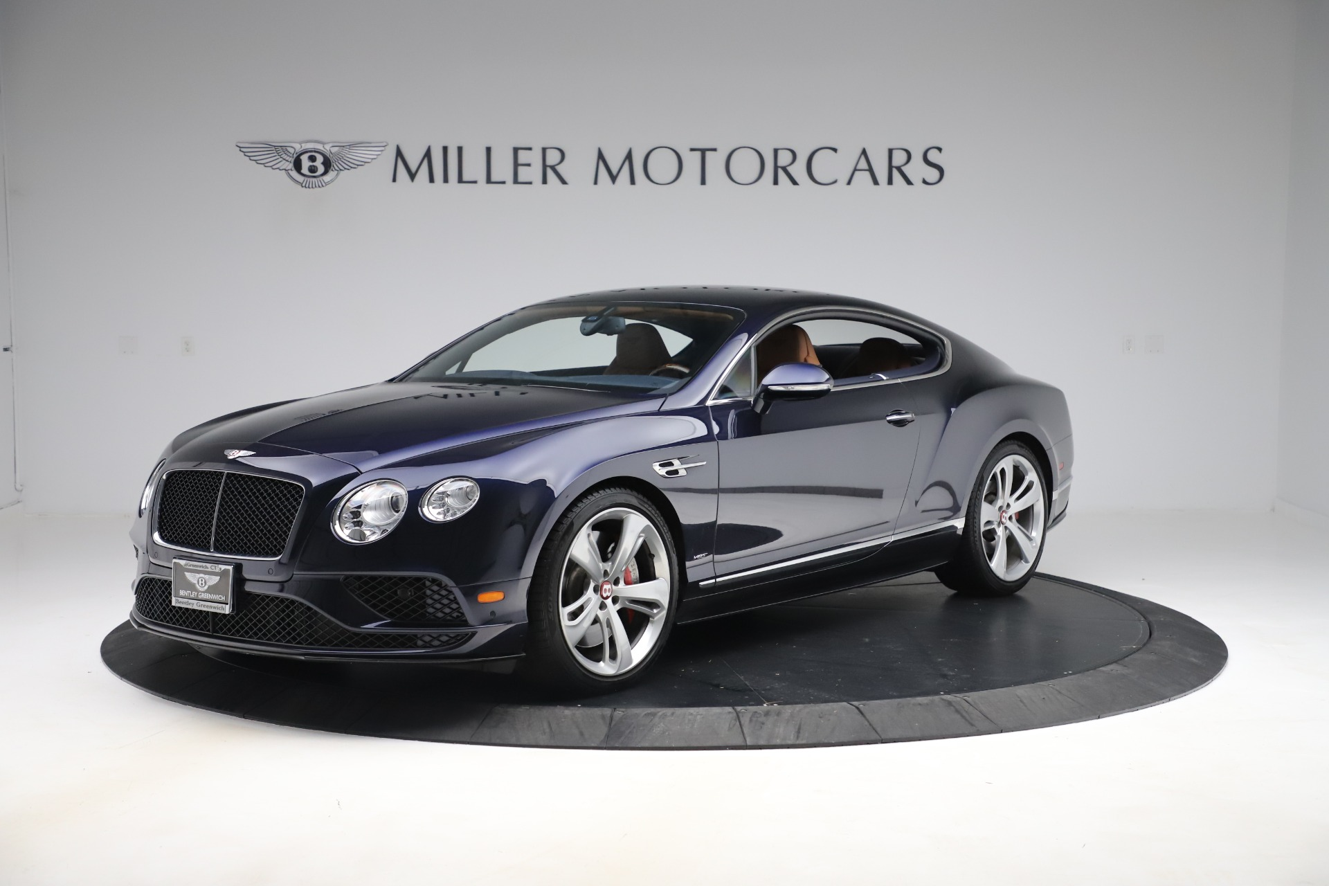 Used 2017 Bentley Continental GT V8 S for sale $146,900 at Bugatti of Greenwich in Greenwich CT 06830 1