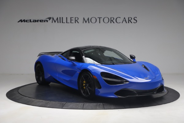 Used 2020 McLaren 720S Performace for sale $334,990 at Bugatti of Greenwich in Greenwich CT 06830 10