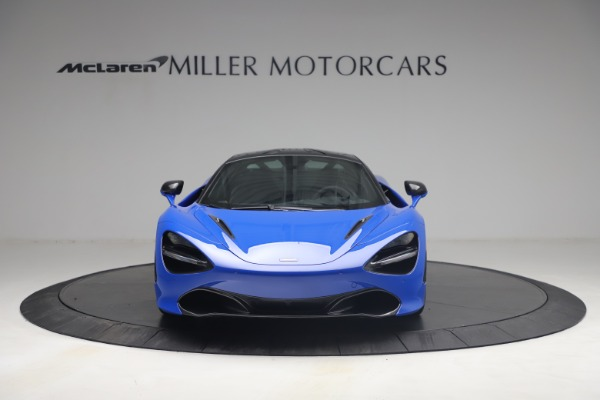 Used 2020 McLaren 720S Performance for sale $334,990 at Bugatti of Greenwich in Greenwich CT 06830 11
