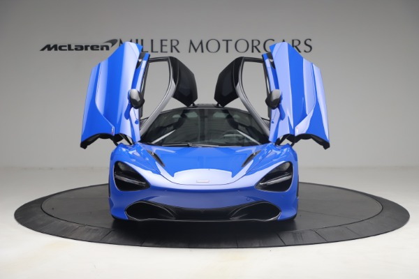 Used 2020 McLaren 720S Performace for sale $334,990 at Bugatti of Greenwich in Greenwich CT 06830 12