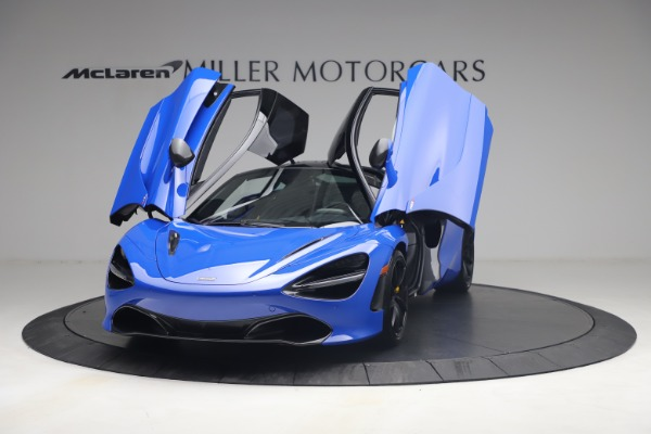 Used 2020 McLaren 720S Performace for sale $334,990 at Bugatti of Greenwich in Greenwich CT 06830 13