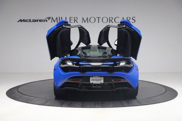 Used 2020 McLaren 720S Performace for sale $334,990 at Bugatti of Greenwich in Greenwich CT 06830 18
