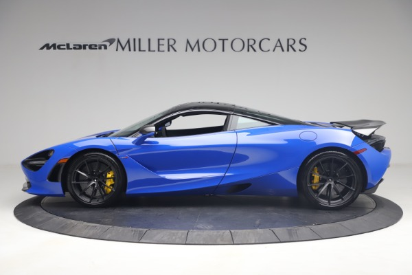 Used 2020 McLaren 720S Performance for sale $334,990 at Bugatti of Greenwich in Greenwich CT 06830 2