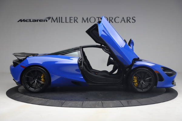 Used 2020 McLaren 720S Performance for sale $334,990 at Bugatti of Greenwich in Greenwich CT 06830 21