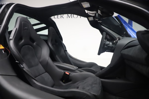 Used 2020 McLaren 720S Performace for sale $334,990 at Bugatti of Greenwich in Greenwich CT 06830 27