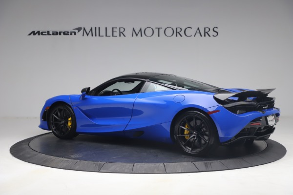 Used 2020 McLaren 720S Performace for sale $334,990 at Bugatti of Greenwich in Greenwich CT 06830 3