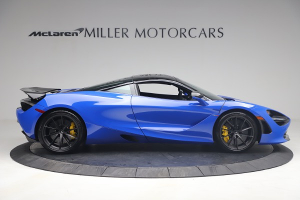 Used 2020 McLaren 720S Performace for sale $334,990 at Bugatti of Greenwich in Greenwich CT 06830 8