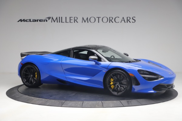 Used 2020 McLaren 720S Performace for sale $334,990 at Bugatti of Greenwich in Greenwich CT 06830 9