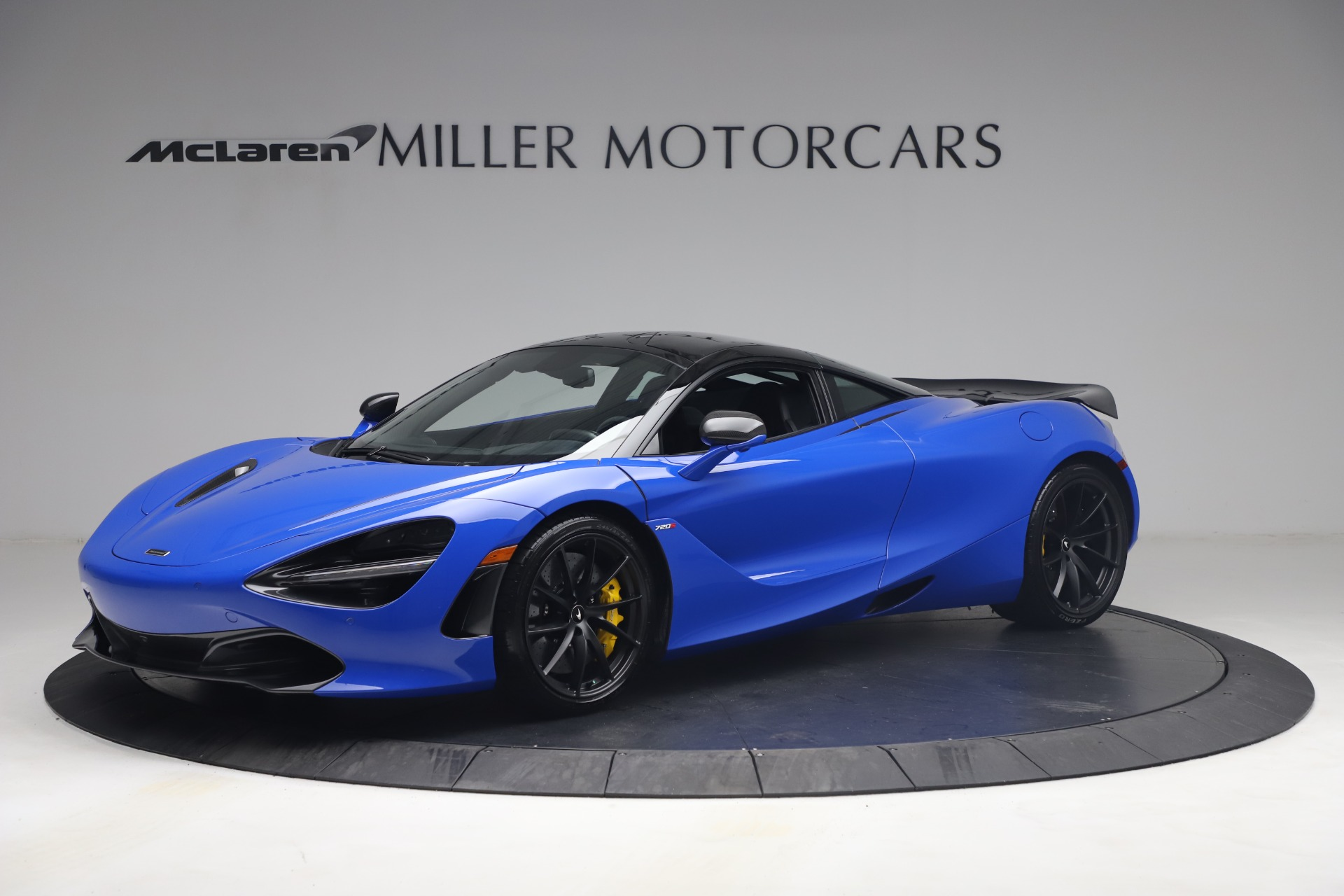 Used 2020 McLaren 720S Performace for sale $334,990 at Bugatti of Greenwich in Greenwich CT 06830 1