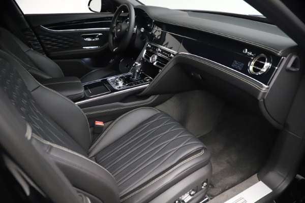 New 2020 Bentley Flying Spur First Edition for sale $276,070 at Bugatti of Greenwich in Greenwich CT 06830 20