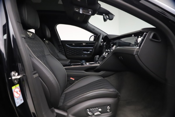 New 2020 Bentley Flying Spur First Edition for sale $276,070 at Bugatti of Greenwich in Greenwich CT 06830 21