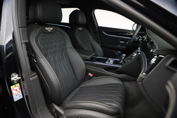 New 2020 Bentley Flying Spur First Edition for sale $276,070 at Bugatti of Greenwich in Greenwich CT 06830 22