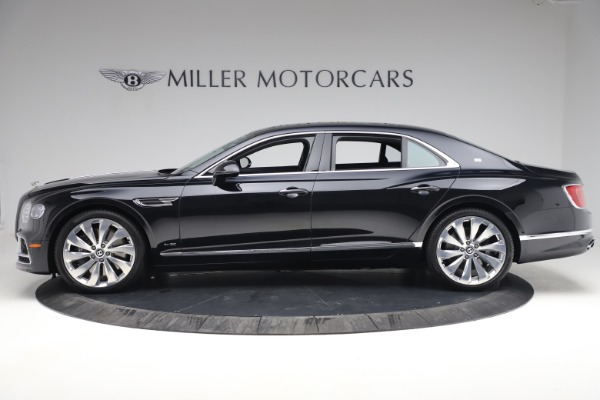 New 2020 Bentley Flying Spur First Edition for sale $276,070 at Bugatti of Greenwich in Greenwich CT 06830 3