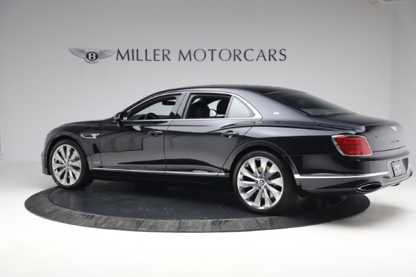 New 2020 Bentley Flying Spur First Edition for sale $276,070 at Bugatti of Greenwich in Greenwich CT 06830 4