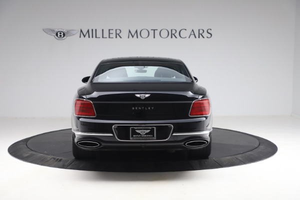 Used 2020 Bentley Flying Spur W12 First Edition for sale Sold at Bugatti of Greenwich in Greenwich CT 06830 6
