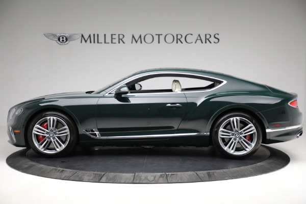 New 2020 Bentley Continental GT W12 for sale $264,255 at Bugatti of Greenwich in Greenwich CT 06830 2
