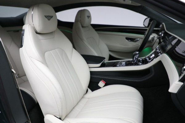 Used 2020 Bentley Continental GT W12 for sale Call for price at Bugatti of Greenwich in Greenwich CT 06830 25