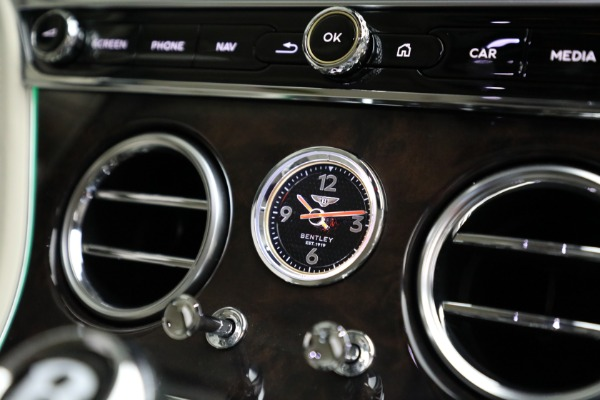 Used 2020 Bentley Continental GT W12 for sale Call for price at Bugatti of Greenwich in Greenwich CT 06830 27