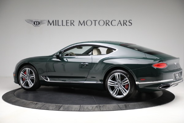 New 2020 Bentley Continental GT W12 for sale $264,255 at Bugatti of Greenwich in Greenwich CT 06830 3