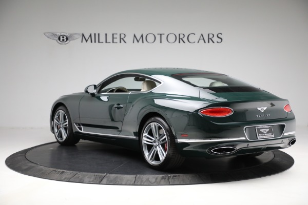 New 2020 Bentley Continental GT W12 for sale $264,255 at Bugatti of Greenwich in Greenwich CT 06830 4