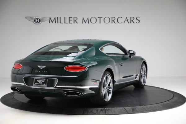New 2020 Bentley Continental GT W12 for sale $264,255 at Bugatti of Greenwich in Greenwich CT 06830 6