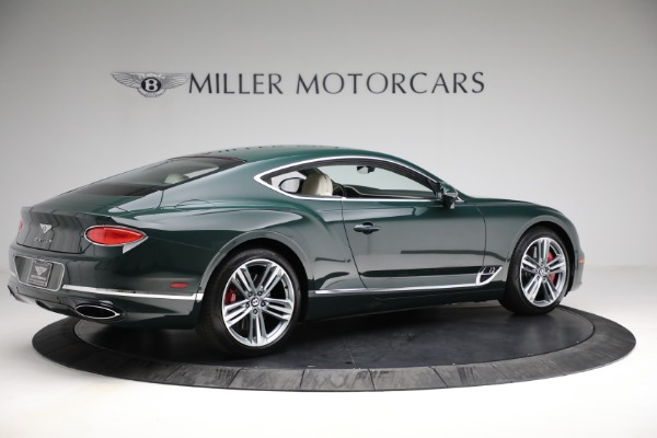 New 2020 Bentley Continental GT W12 for sale $264,255 at Bugatti of Greenwich in Greenwich CT 06830 7