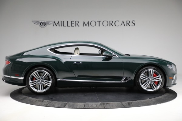 New 2020 Bentley Continental GT W12 for sale $264,255 at Bugatti of Greenwich in Greenwich CT 06830 8