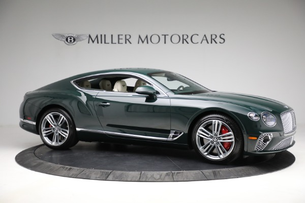 New 2020 Bentley Continental GT W12 for sale $264,255 at Bugatti of Greenwich in Greenwich CT 06830 9