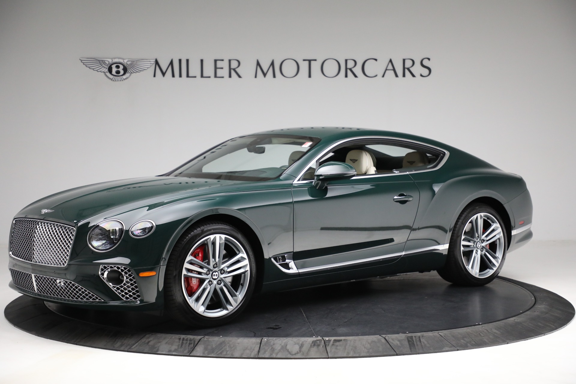 New 2020 Bentley Continental GT W12 for sale $264,255 at Bugatti of Greenwich in Greenwich CT 06830 1
