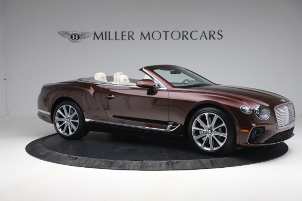 New 2020 Bentley Continental GT V8 for sale $269,605 at Bugatti of Greenwich in Greenwich CT 06830 10
