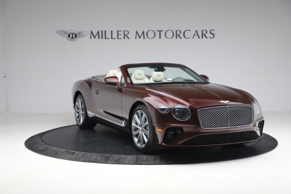 New 2020 Bentley Continental GT V8 for sale $269,605 at Bugatti of Greenwich in Greenwich CT 06830 11