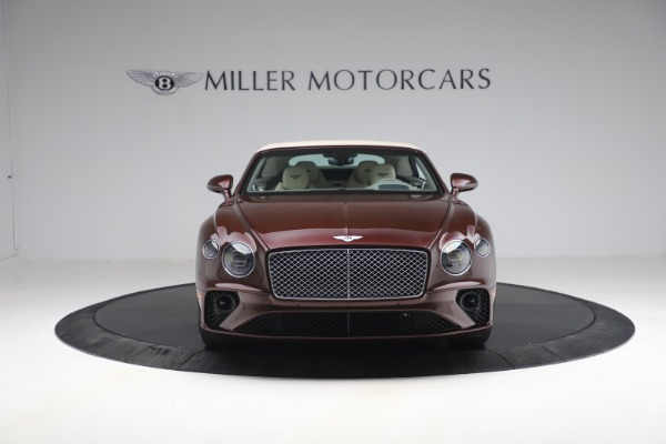 New 2020 Bentley Continental GT V8 for sale $269,605 at Bugatti of Greenwich in Greenwich CT 06830 12